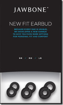 new fit earbud