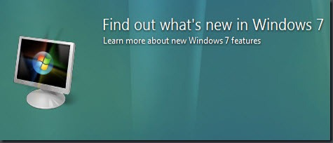 windows 7 new