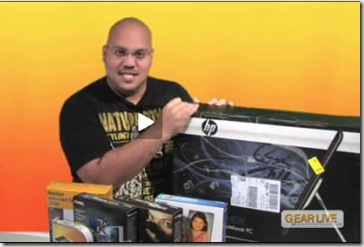 GearLive HP HDX Dragon giveaway