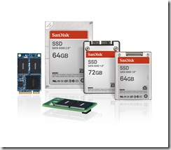 SanDisk SSD product line photo2