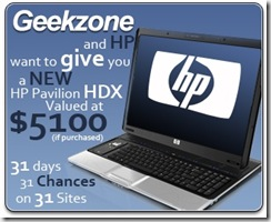Geekzone HP HDX Dragon