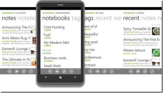 winphone_evernote panorama