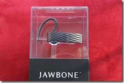 jawbone box front up close