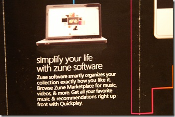 Zune HD Front 2