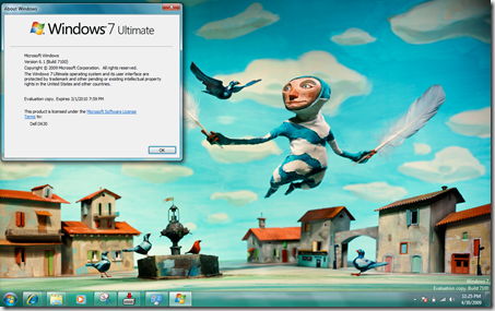 windows 7 version